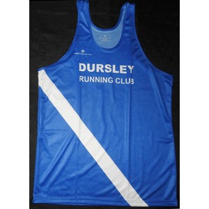 Dursley RC Mens Club Vest